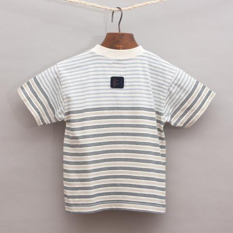 Mini Man Striped T-Shirt