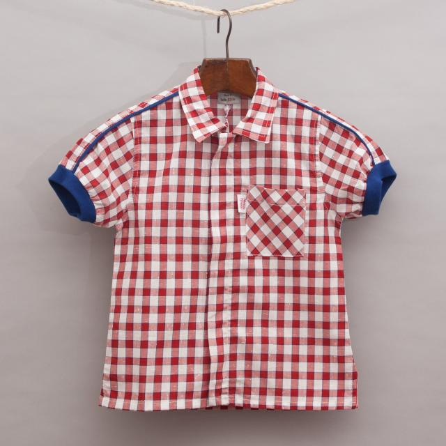 Matou France Checked Shirt