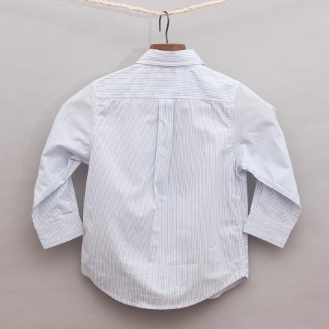Jacadi Pinstripe Shirt