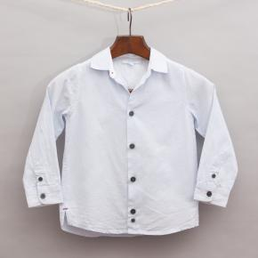 Jacadi Light Blue Shirt