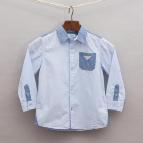 Genuine Equipment Pinstripe Shirt