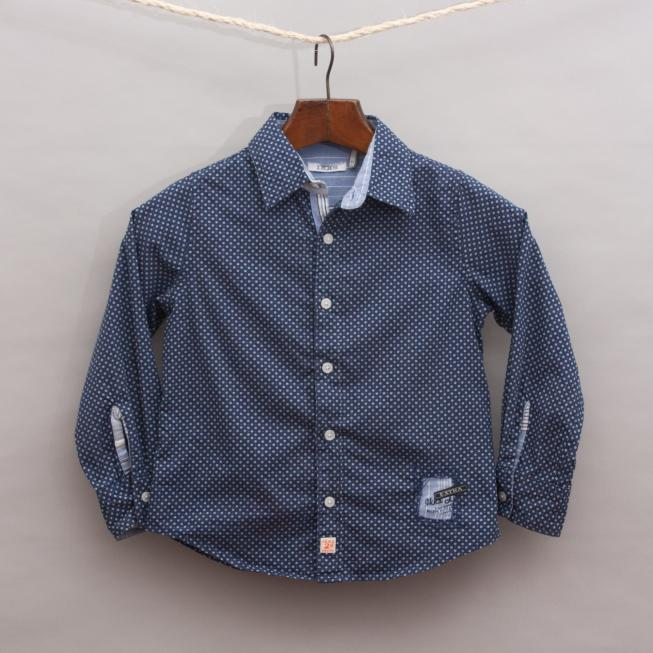 IKKS Patterned Shirt