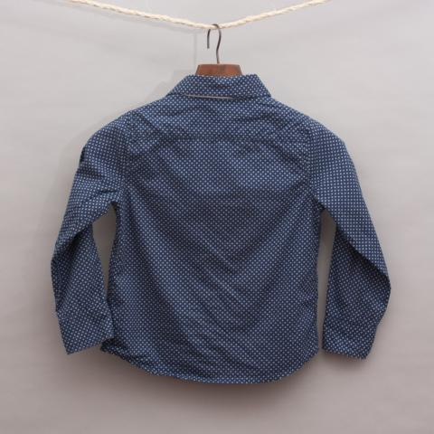 IKKS Patterned Shirt