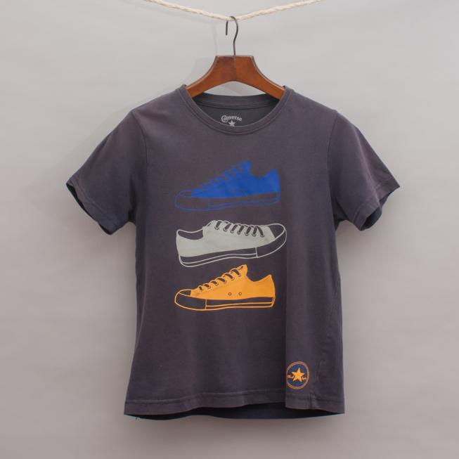 Converse Sneaker T-Shirt