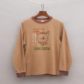 Gymboree Mountain Lion Long Sleeve