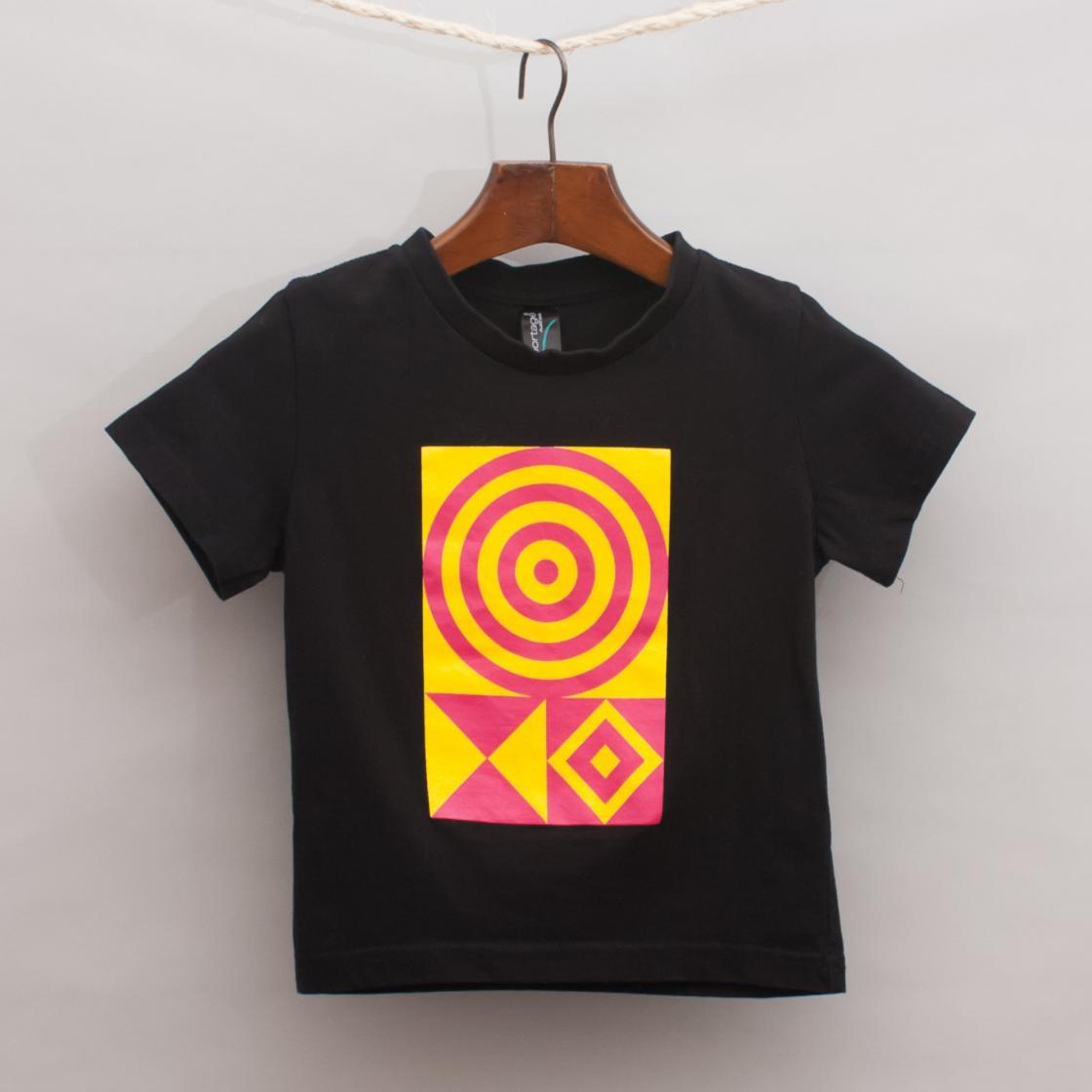 Sportage Black T-Shirt