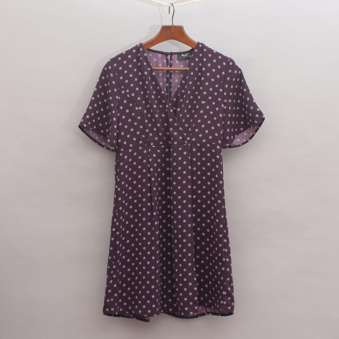 Bardot Patterned Dress