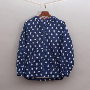 Rhubarb Star Spray Jacket