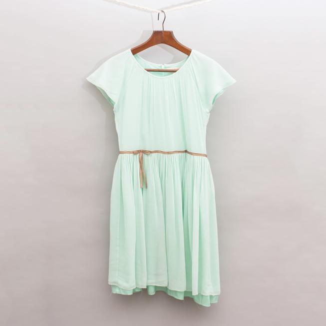 Mini Boden Mint Dress