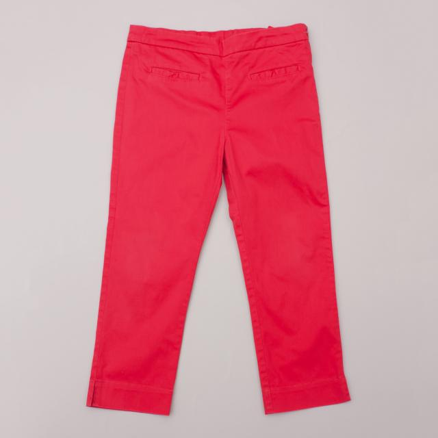 Jacadi Bright Red Pants