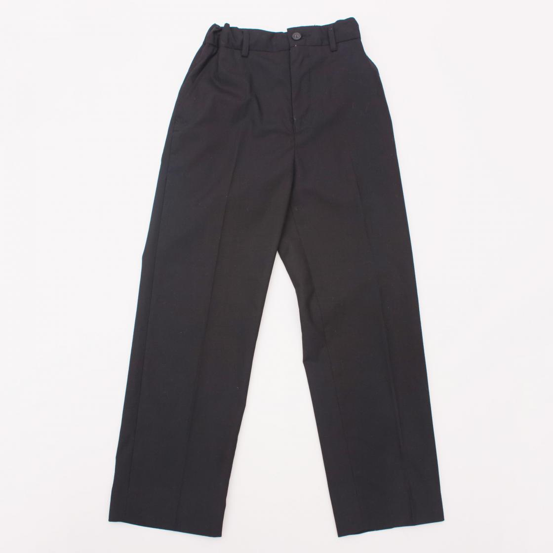 Indie Black Suit Pants