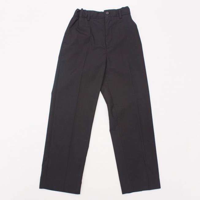 Indie Black Suit Pants