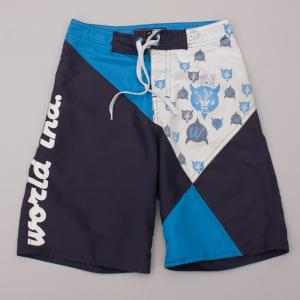 Industries Blue Board Shorts