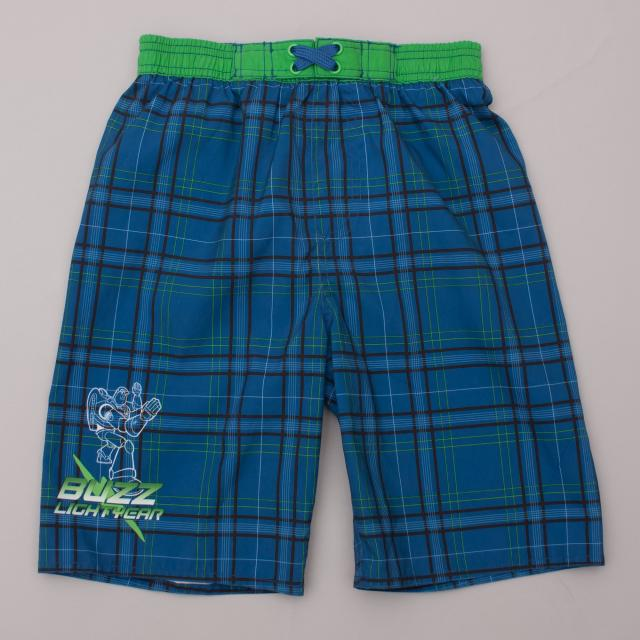 Industries Blue Board Shorts