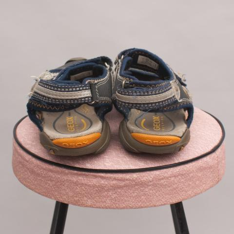 Geox Velcro Sandals - Size EU 32