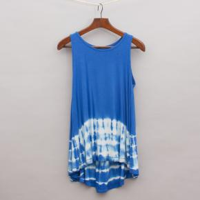 Pavement Tie Dye Singlet Top