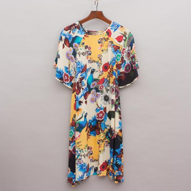Witchery Tropical Dress