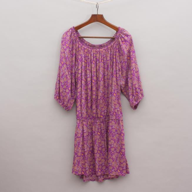 Tigerlily Peasant Dress