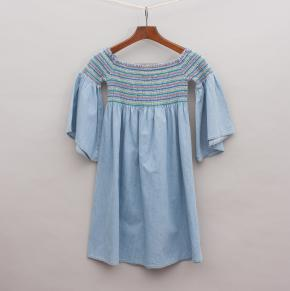 Seed Denim Dress