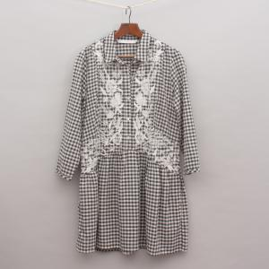 Zara Gingham Dress