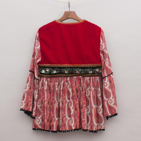 Zara Embellished Jacket