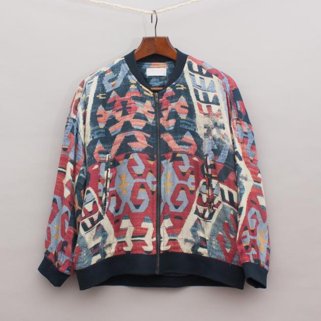 Weekday Geometric Jacket