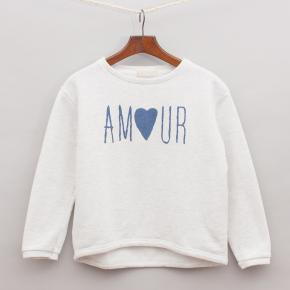 Zara 'Amour' Jumper