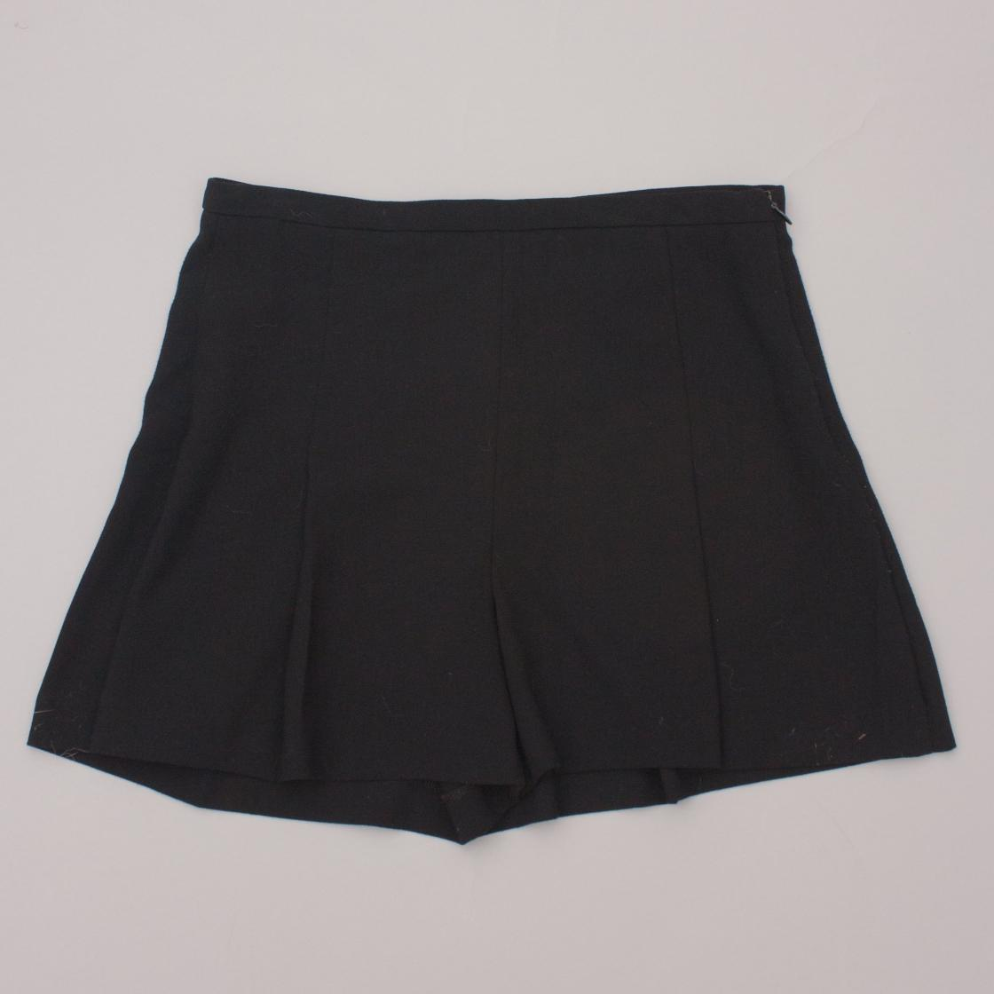 Zara Black Skirts