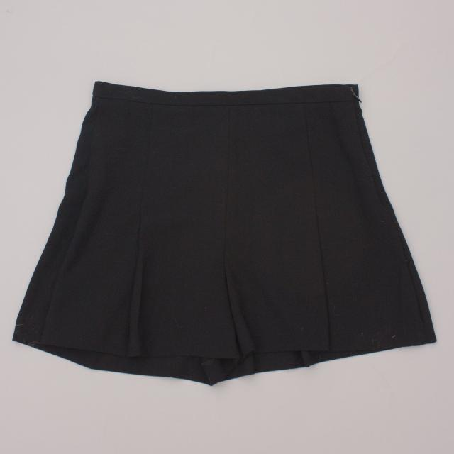 Zara Black Skirts
