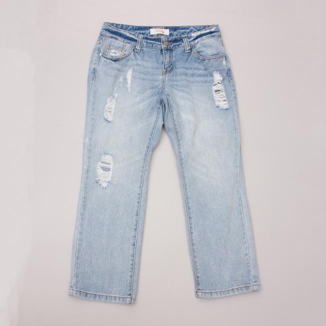 Kenji Distressed Jeans