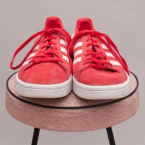 Adidas Red Suede Lace Ups - US5