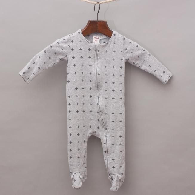 Seed Cross Romper