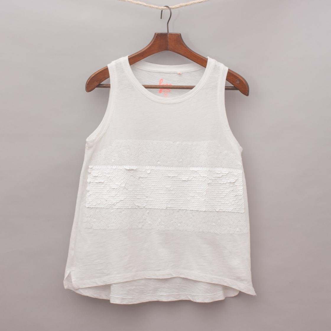 Cotton On Sequined Singlet