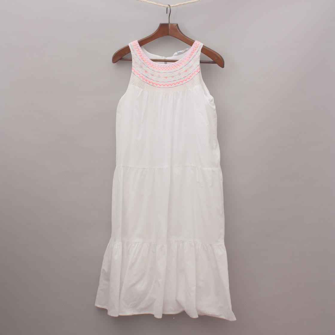 Cotton On Embroidered Dress