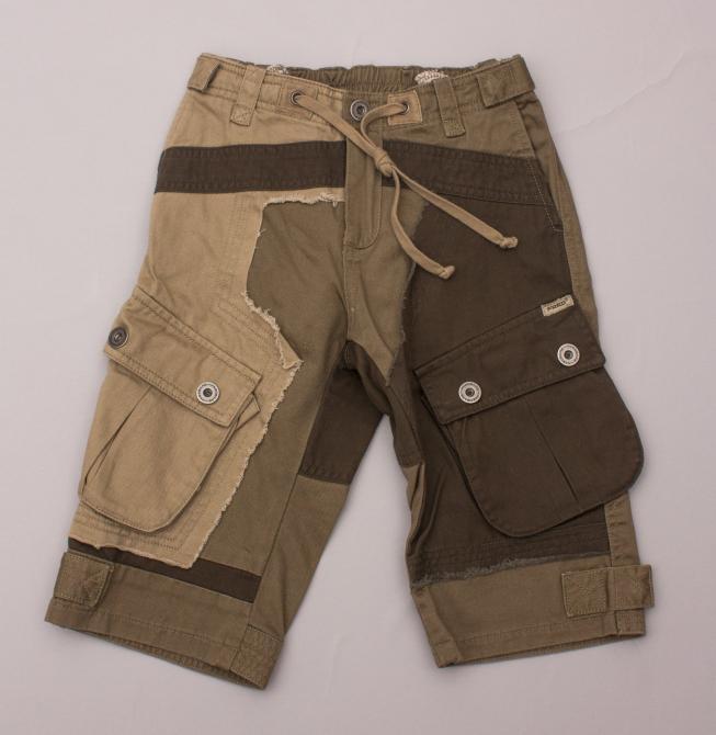 Fred Bare Cargo Shorts