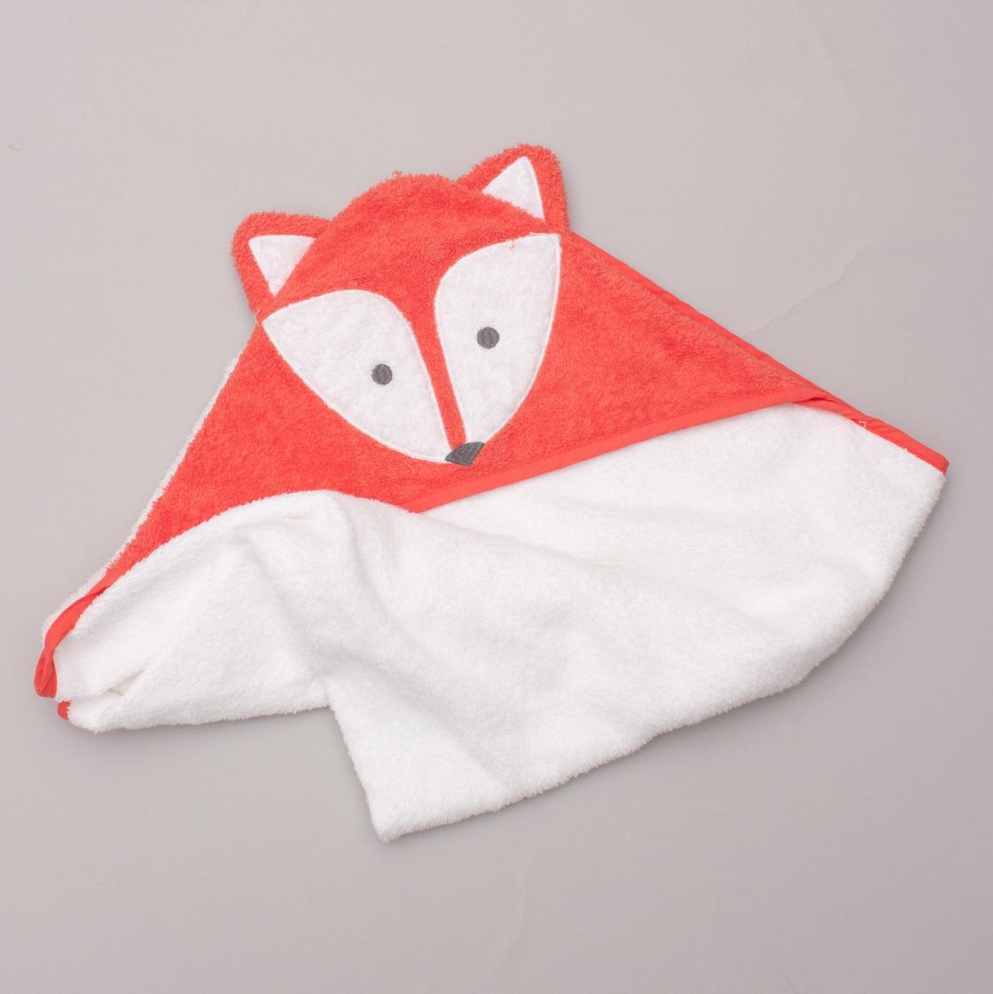 Hiccups Fox Towel