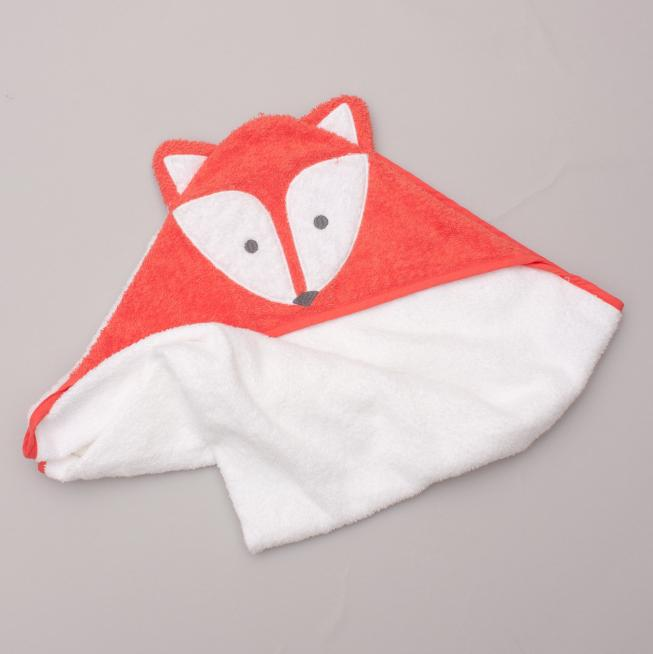 Hiccups Fox Towel