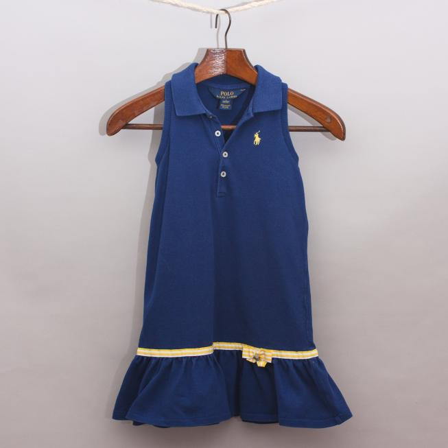 Ralph Lauren Polo Shirt Dress