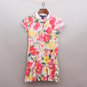 Ralph Lauren Floral Polo Shirt Dress