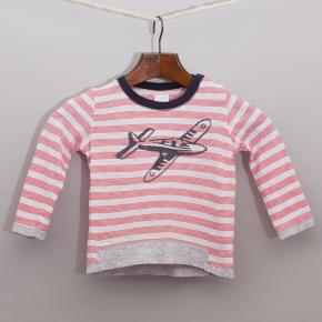 Seed Airplane Long Sleeve Top