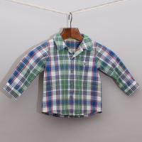United Colours of Benetton Plaid Shirt