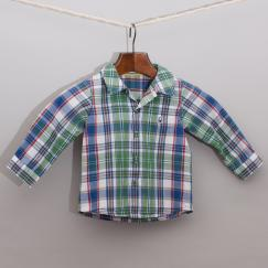 United Colours of Benetton Plaid Shirt