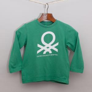 United Colours of Benetton Long Sleeve Top