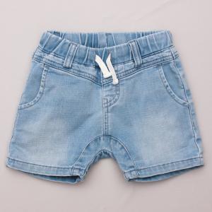 Seed Denim Shorts