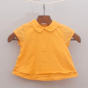 Marquise Orange Top