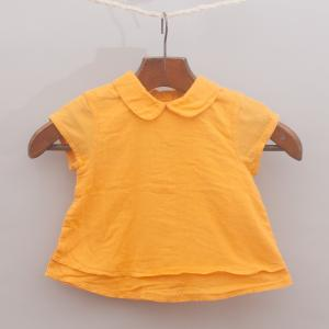 Marquise Orange Top