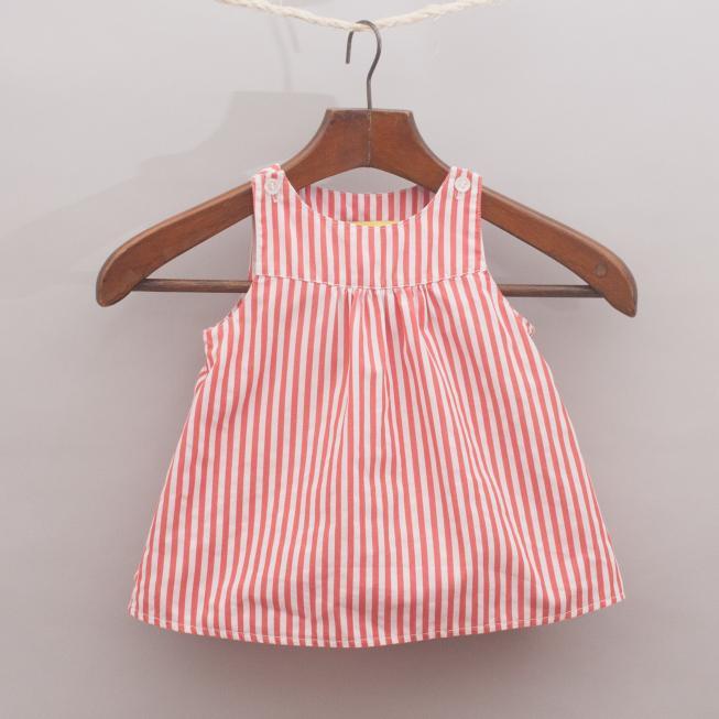 Chalk n Cheese Striped Dress
