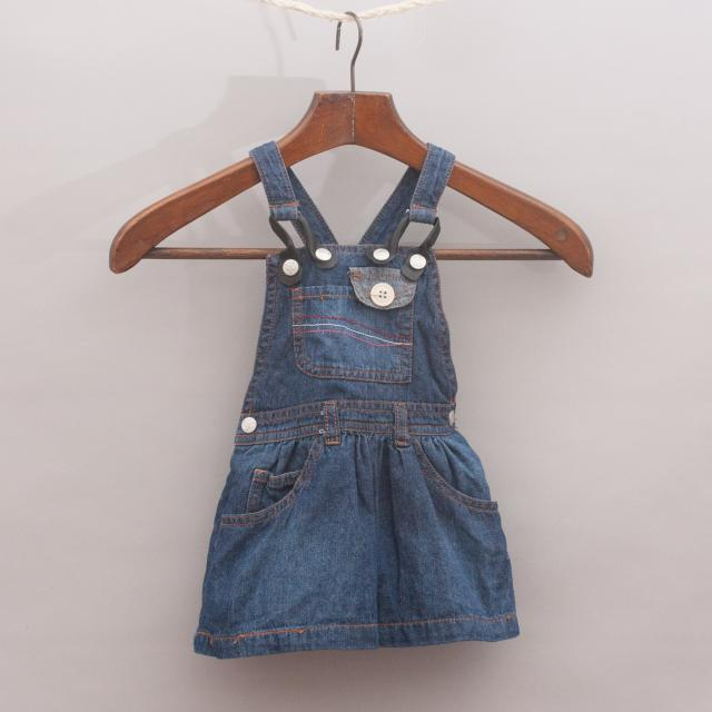 Cotton On Overall's