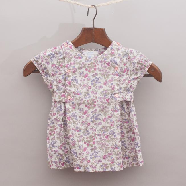 Jacadi Floral Dress