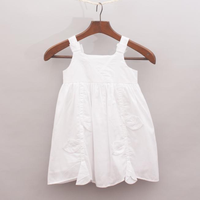 Petit Confection White Dress